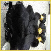 Hair bundle deals''unprocessed virgin brazillian body wave hair,3bundles lot mix,grade 5a,natural color,free shipping