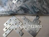 Picture Frame Reinforcement Corner Plated (medium) For making loose picture frame corners stable Corner Brackets.500pcs/bag