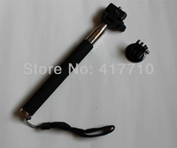 GoPro HD Hero2 Hero3 Handheld Aluminum Alloy Monopod with Tripod Mount Adapter for GoPro HD Hero2 Hero3