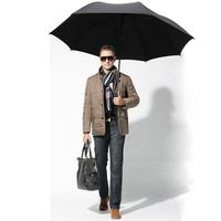 Ultralarge Saiveina male commercial umbrella/ long handle double umbrella/ outdoor sun protection umbrella