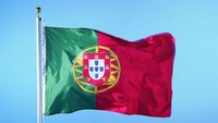 Free Shipping Wholesale and Retail NEW 100% Polyester Printed 96x144 cm Portugal  National Flag for Mixed NF022