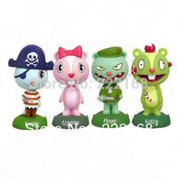 Original Happy Tree Friends Shook His Head Doll Bobble-head Dolls Free Shipping