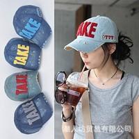 Free Shipping Baseball hat shading TAKE Cap