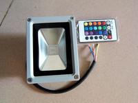 led flood light 10W , 20W , 30W , 50W ,70w ,100W Warm white / Cool white / RGB Remote Control led floodlight outdoor lighting