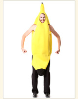Halloween Birthday Party Adult Singles Bar Single Men dress costumes bananas