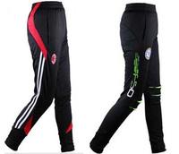 SIZE XS-4XL Child Football Pants Chelsea Soccer Training Pants AC Milan Closing Leg Soccer Pants Women Football Pants Legs