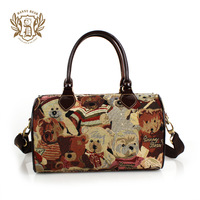 2013 new Danny BEAR vintage women handbag classic women's messenger bag db5116