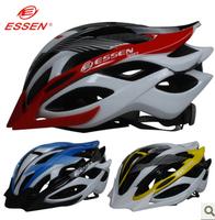 Essen e-c180 one piece big ride helmet bicycle mountain bike ride helmet