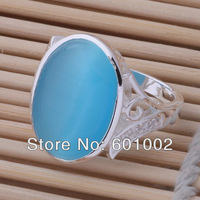 GY-AR018 SIZE 7 # BIG sale ! Free Shipping Wholesale 925 silver fashion RING REYF FHGS