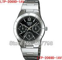 Original Brand New Analog Ladies Watch LTP-2069D-1AV LTP-2069D Brand Watch Women LTP-2069D-1A Women Wristwatch