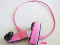 HuiTeng After hanging sports earphone wireless dynamic stereo MP3 headset, suitable for computer, mobile phone Bluetooth headset
