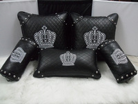 Dad car pillow five pieces set pillow dad headrest car headrest cushion set