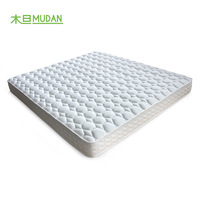 Wood slow rebound zero pressure memory cotton mattress thickening single double foam mattress customize