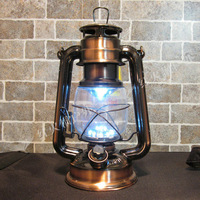 Free Shipping!  15 LED adjustable to camp lights,Portable Lanterns,old  bronze design