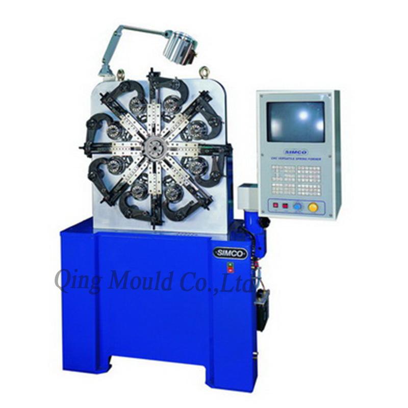 Universal CNC Metal Spinning Coiling Turning Spring Machine (CNC-620)(China (Mainland))