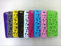 9 Case Combo Pack - Birds Nest - for Apple iPhone 5C, 5C (AT&T, Sprint & Verizon) with Free shipping