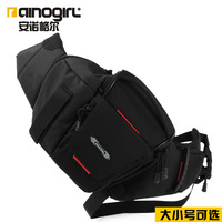 SLR camera bag bag diagonal 5d2 550D 600D