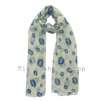 2013 Sexy Lips Scarf South Korea Female Autumn/Winter Scarves Colorful Prety Shawl