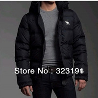 7 color FREE shipping winter jackets for Men's Fur Duck Down Jackets Parka Outdoor Winter Hoodie Coat Winter Jacket Down&Parkas