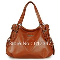 Woodpecker genuine leather women's handbag cross-body bag shoulder bag 2013 casual