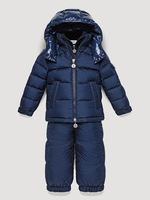 Twinset child down coat set boys clothing baby equipment baby down coat winter
