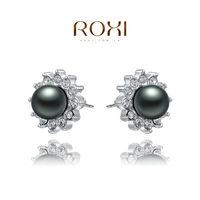 Christmas Delicate Large zircon Earrings,Gift to girlfriend is beautiful,Pure handmade fashionable elegance,2020267250