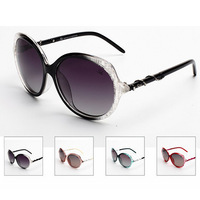Ms sunglasses polarized uv 2013 new tide elegant personality gradient sunglasses