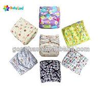 Cloth Diaper Wholesale China 30PCS Diaper+30PCS Inserts+ 30PCS Bamboo Insert Free