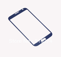 Blue Original Outer Glass/lens FOR Samsung Galaxy S4 i9500 i9505 L720 M919 R970 LCD/digitizer touch screen+adhesives+tools