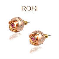 Christmas Delicate Large zircon Earrings,Gift to girlfriend is beautiful,Pure handmade fashionable elegance,2020118350