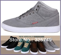 New 2013 men's shoes sneakers winter Top quality boots causal winter shoes men Drop Shipping