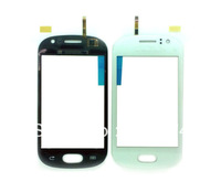 Free Shipping White Original Digitizer Touch Screen Glass FOR Samsung Galaxy Fame S6810 Brand New