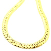 New Arrival Wholesale 24K Neclace,24K Gold Plated Necklace,Fashion Jewelry Bridal Yellow Gold Necklace YHDN115