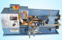 Free Shipping, metal working machine,Variable speed mini CNC lathe