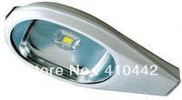 Free shipping! led street light 50W, bridgelux 4680LM,AC85-277V led street lamp 50*1W high power