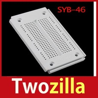 [Twozilla] New 240 Point Solderless PCB Breadboard Bread Board 8.5mm SYB-46 Hot