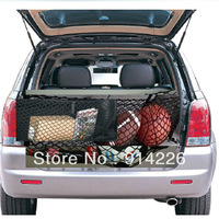 Interior accessories ratchet strap B Luggage Rear Trunk Cargo Net Envelope Organizer Fit BMW X6