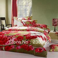 3D Bedding set Textile cotton 100%  fashion 100% cotton bedding four seasons general