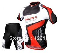 Lightning bike jersey short sleeve cycling jerseys bicycle jerseys+pants shorts  suit summer