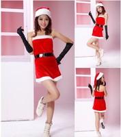 christmas Lady costume