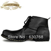 martin boots rivet ankle boots tooling boots leather shoes men's boots snow