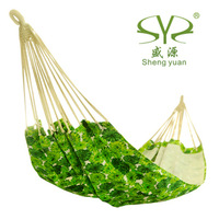 2013 Free Shipping Bi-color Nylon Parachute 2000x1500mm   Portable Double Camping Hammock Outdoor