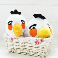100CM Christmas gifts Anime birds toys wool toys