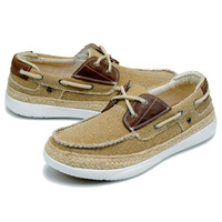 Casual shoes to help low canvas shoes boat shoes Khaki 39-44 shoes nubuck leather shoes