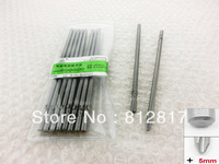 Hardware Spare Part Magnetic 5mm Dia Phillips Screwdriver Bits 10 Pcs