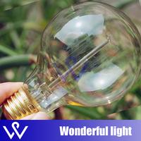 10PCS G80 vintage light bulb decoration style pendant light bar table single head Edison carbon filament light bulb