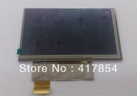 Free shipping 6 inch HD LCD KD060G3-40NT-A1 for Newsmy C66 e-book reading lcd with touch screen,40 pin LCD SCREEN