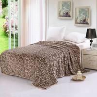 2014 Hot Sale Top Fashion Winter Frozen Blanket Thickening Thermal Mink Flannel Fleece Blanket Fl Air Sierran Home Christmas
