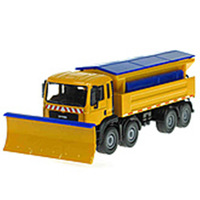 Hot Sell 2013 Classic Toys Alloy Engineering Car Model Snowplow Bulldozers Special Operations Engineering Vehicles For Chil 1:50