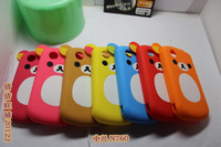 For zte   n760 relaxed bear silica gel sets mobile phone case cartoon phone case shell